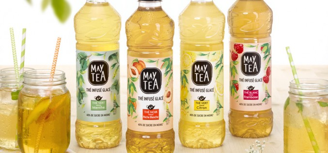 """May Tea : le thé glaçé façon """"comme à la maison"""""""