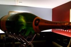 Un Melchisédech de champagne pour les fêtes