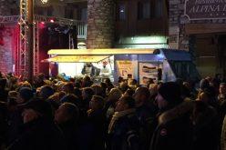 Raclette : food truck RichesMonts 2016