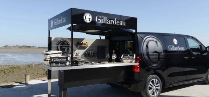 Gillardeau donne vie au food-truck Peugeot