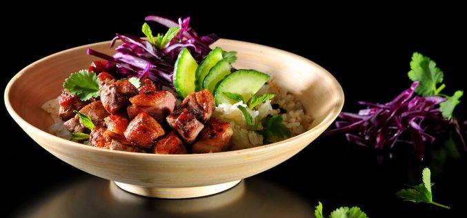 Recette au wok : canard laqué façon thaï