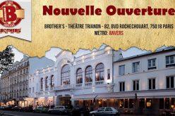 Ouverture de Brother's Crêpes & Café Trianon : bravo !