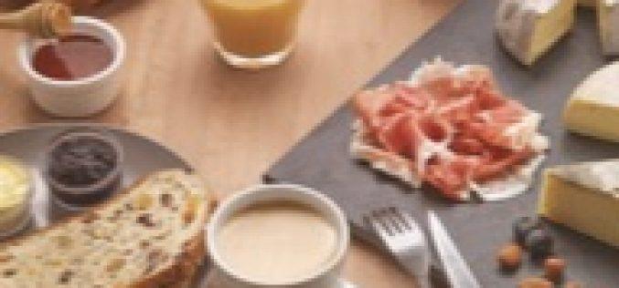 Le petit déjeuner sportif Campanile