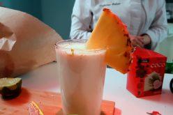 Recette cocktail tropical Ananas Passion (vidéo)