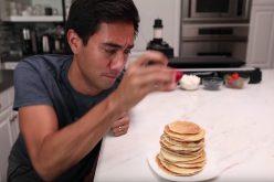 Le pancake artistique… et magique !