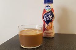 Test express : Lactel latte cappuccino et Lactel Max Bio