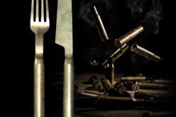 Action contre la faim : des couverts pour dénoncer guerre et famine