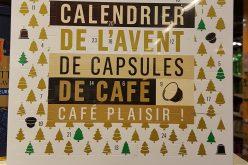 """Café """"Nespresso"""" : calendrier de l'avent (même après)"""