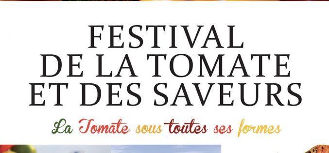 Agenda : festival de la Tomate & des Saveurs au Château de la Bourdaisière (37)