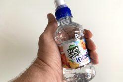Fruit Shoot : l'eau aux nouvelles saveurs
