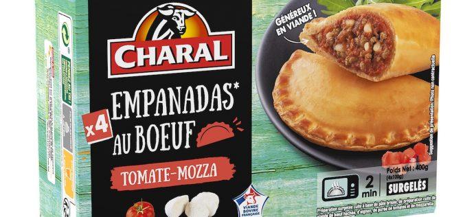 Snacking : les empanadas sortent chez Charal